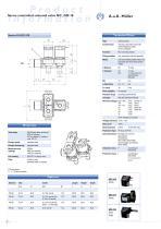 01.010.315 Servo-controlled solenoid valve NC, DN 10 - 2