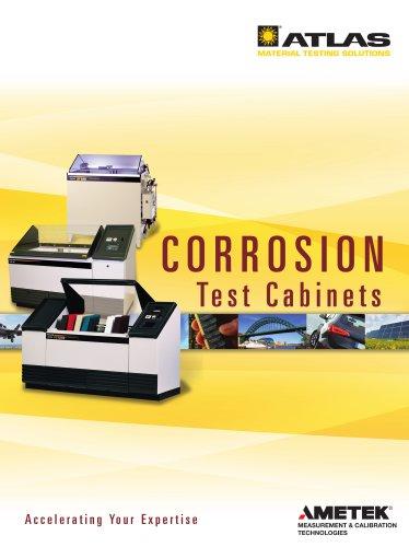 Corrosion Testing Equipment
