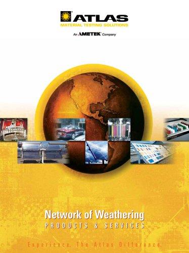 Network of Weathing Catalog