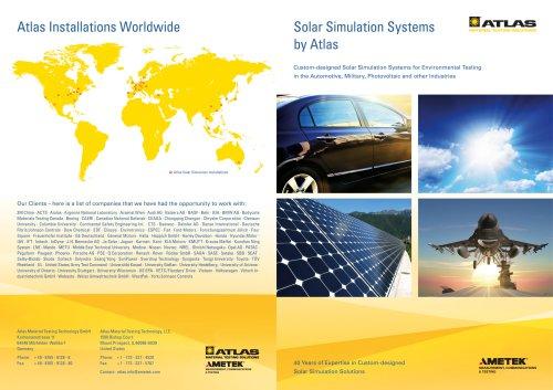 Solar_Simulation_Systems