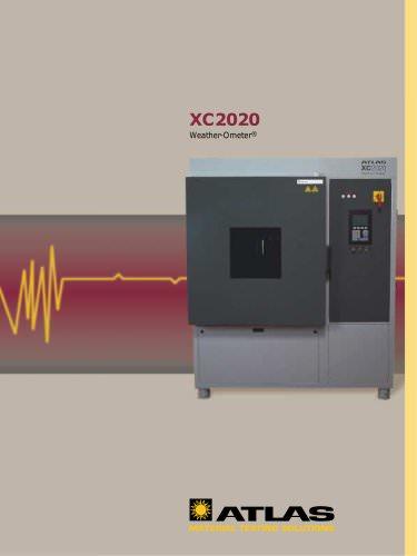 XC2020 Weather-Ometer Brochure