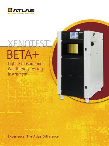 Xenotest Beta+ Brochure