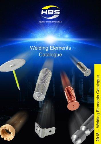 HBS Catalogue Welding Elements