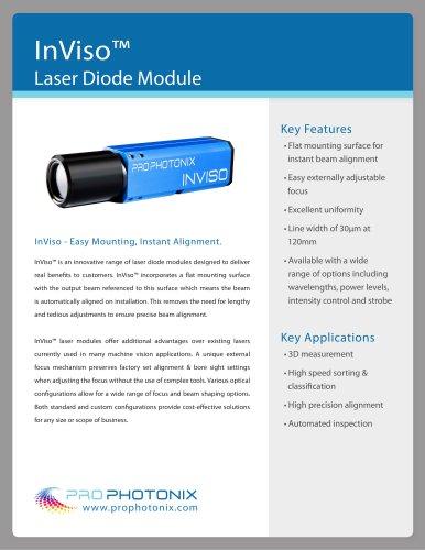 InViso? Structured Light Laser