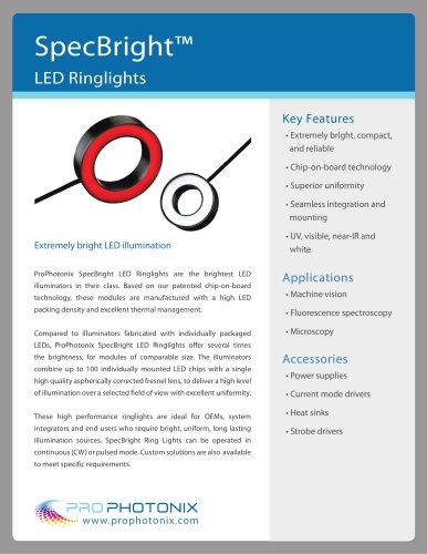 SpecBright Ring Lights