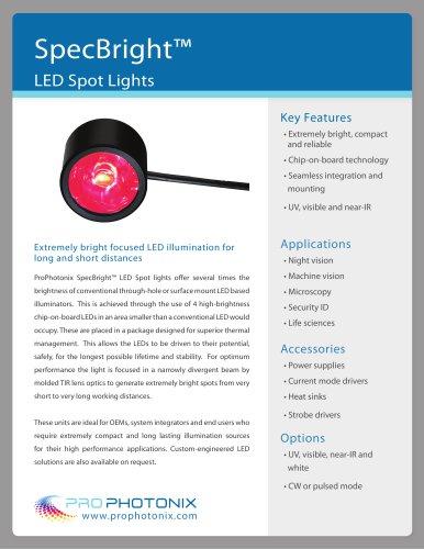 SpecBright Spot Lights