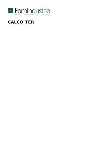 CALCO TER
