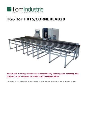 TG6 for FRT5/CORNERLAB20