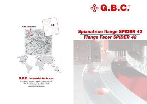 Flange Facer SPIDER 42