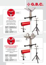 PIPE ALIGNMENT CLAMPS & STANDS - 13