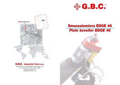 Plate beveller EDGE 46