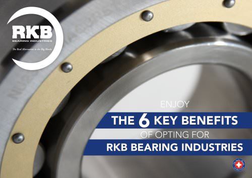 The 6 Key Benefits of Opting for RKB
