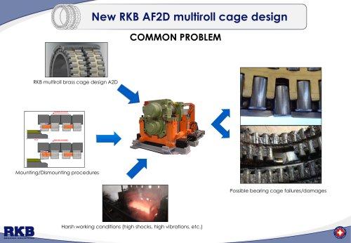 AF2D Multiroll Cage Design