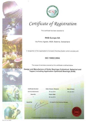 RKB_Europe_SA_ISO_10002