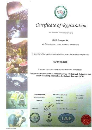 RKB_Europe_SA_ISO_9001