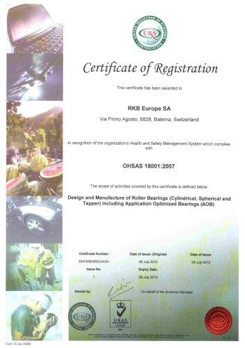 RKB_Europe_SA_OHSAS_18001