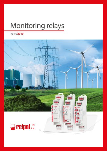 Monitoring relays