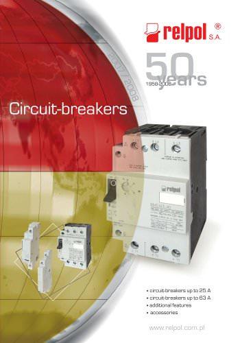Motor circuit breakers