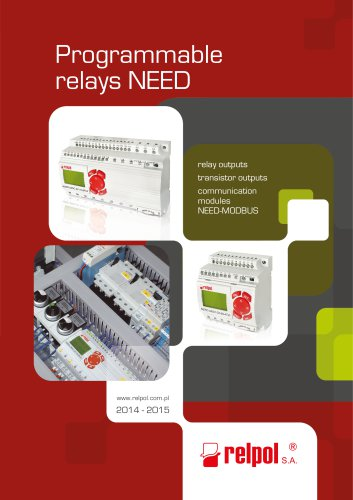 NEED Programmable Relay