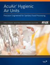 AcuAir®  Hygienic Air Units