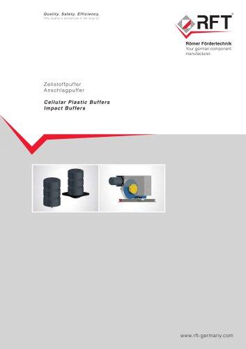 CELLULAR PLASTIC BUFFER / IMPACT BUFFER