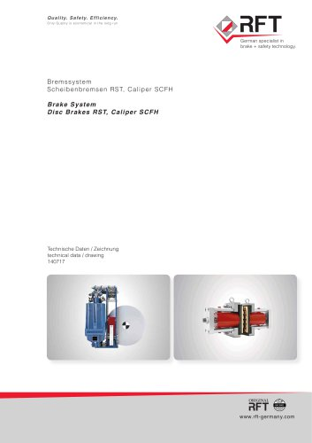 "COMPLETE CATALOGUE ""DISC BRAKES"""