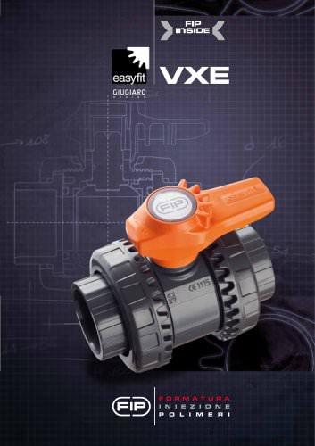 VXE Easyfit Promotional Brochur