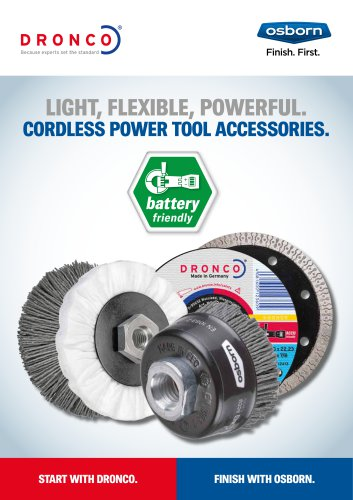Cordless Power Tool Accessories