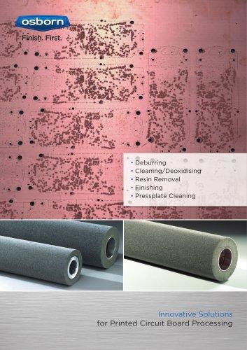 Osborn Printed Circuit Board Processing