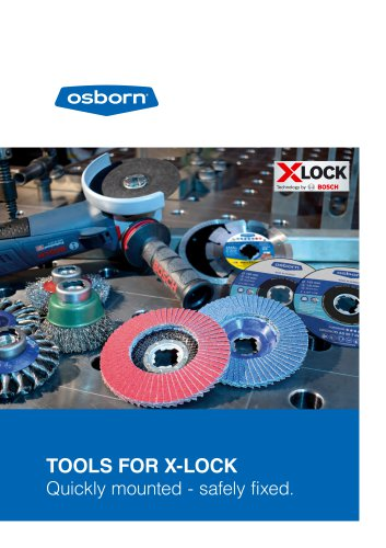 TOOLS FOR X-LOCK
