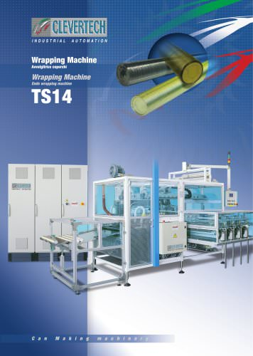 ENDS WRAPPING MACHINE