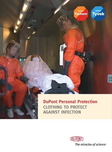 Clothing to protect against infection