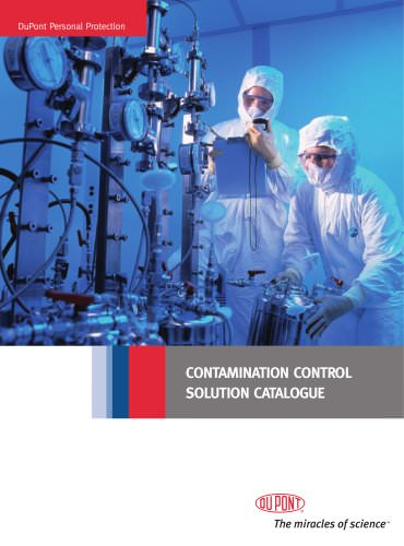 Contamination Control catalogue