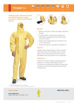 DuPont Personal Protection Product Catalogue - 11