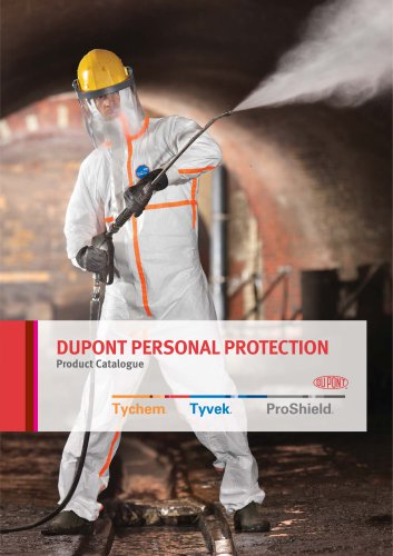 DuPont Personal Protection Product Catalogue