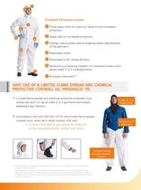 DuPont™ Proshield ® FR coverall - 3