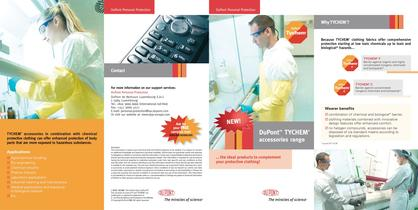 DuPont™ TYCHEM ® Accessories - 1