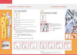 DuPont™ TYCHEM ® C and TYCHEM ® F coveralls - 2
