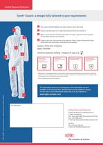 DuPont™ TYVEK® Classic coveralls - 2