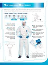 DuPont™ TYVEK® Classic Xpert coverall - 5