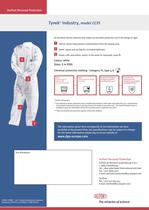 DuPont™ TYVEK® Industry coverall - 2