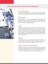 Garment selection brochure - 4