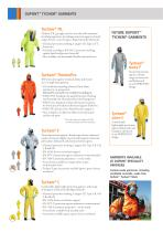 PROTECTIVE GARMENTS  FOR EMERGENCY RESPONDERS - 3