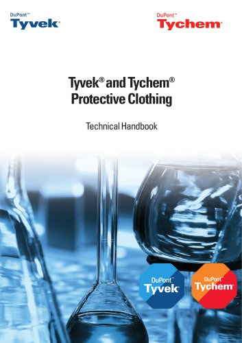 Tyvek®andTychem® ProtectiveClothing