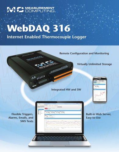 WebDAQ 316