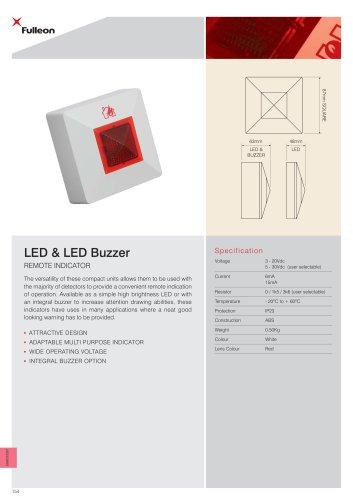 LED Remote Indicators
