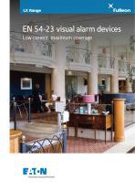 LX VADS Range Brochure