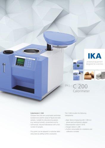 C 200 Calorimeter