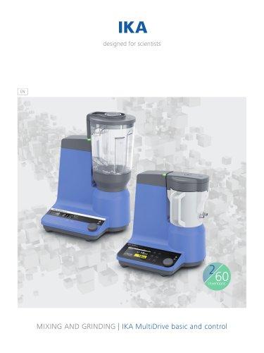 IKA MultiDrive basic and control
