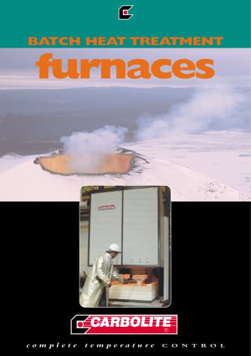 Batch Heat Treatment Furnaces